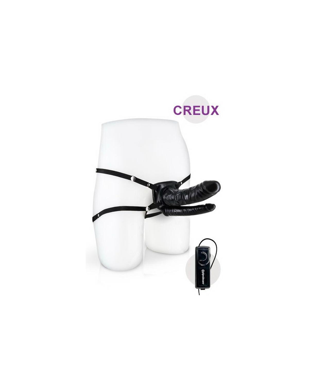GODE-CEINTURE-CREUX-DOUBLE-PENETRATOR-STRAP-ON-VIB-01