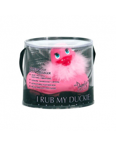 canard-vibrant-rose-fourrure-duckie-rose-black-3